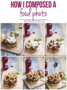 Composing a Food Photograph | My Food Story