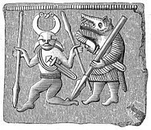 Berserkers (or berserks) were Norse warriors who are reported in the Old Norse literature to have fought in a nearly uncontrollable, trance-like fury, a characteristic which later gave rise to the English word berserk. Berserkers are attested to in numerous Old Norse sources. Most historians believe that berserkers worked themselves into a rage before battle, but some think that they might have consumed drugged foods.