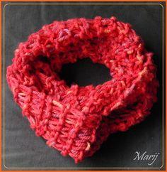 kronkel sjaal