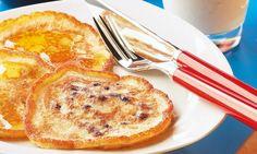 Amerikanische Pfannkuchen mit Buttermilch