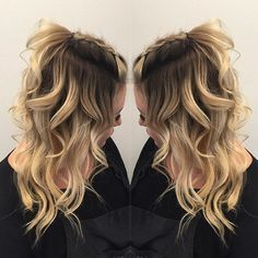 20 Sweet Fall Hairstyles for Medium and Long Hair