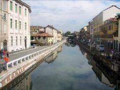 In bicicletta tra i Navigli e il Ticino