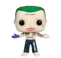 Suicide Squad Pop! Vinyl Figur The Joker. Hier bei www.closeup.de