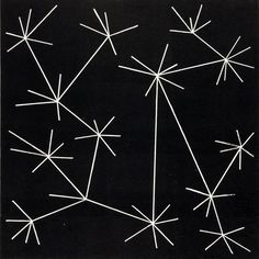 Linocuts by Anton Stankowski