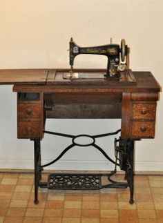 new royal sewing machine cabinet - Google Search
