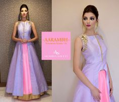 Not a pink lover but loved it here. Anarkali Dress, Pakistani Dresses, Indian Dresses, Indian Outfits, Lehenga Gown, Pink Lehenga, Stylish Dresses, Simple Dresses, Cute Dresses