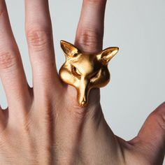 The Gold Dunn Ring