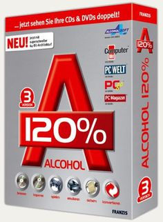 Alcohol 120% 2.0.3 Crack Patch is powerful renowned Windows CD & DVD burning software that makes it simple to create backups of DVDs & CDs within clicks.