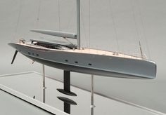 Dubois Royal Huisman Sloop The Beast Yacht Design, Boat Design, Classic Sailing, Wood Boats, Nautical Design, Super Yachts, Luxury Yachts, Boat Plans, Transportation Design