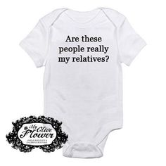 Are These People Really My Relatives Embroidered by MyOliveFlower, $16.50