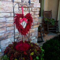 1000 Images About Valentine Outdoor Decor On Pinterest