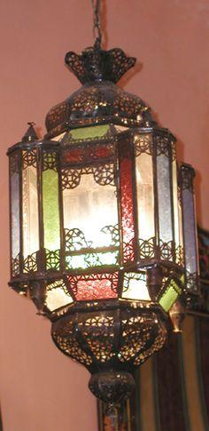 http://www.e-mosaik.com/ Moroccan party lanterns