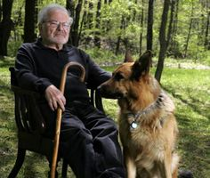 Best remembered for his book Where the Wild Things Are, Maurice Sendak loved the tame things, too, especially dogs, who he is said to have preferred to people.