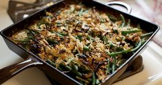 Skip the Cans and Make a Green Bean Casserole to Remember!