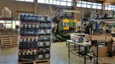 Näin valmistetaan 5L bensakanisteria Lohjan tehtaalla! Made in Finland