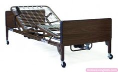 Dalton Medical - BED2100 - Homecare Bed Lightweight BED2100  Semi-electric  Wt capacity 400 lbs.