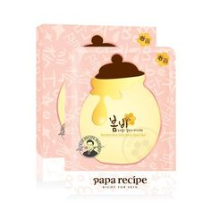 Paparecipe Bombee Rose Gold Honey Mask Pack details at Korea depart official website. Popular brand Paparecipe Bombee Rose Gold Honey Mask Pack can be purchased at Korea depart. K Beauty, Beauty Skin, Beauty Bar, Beauty Tips, Bomber Rose, Papa Recipe, Best Exfoliators, Glow, Mask Online