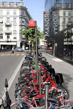 1. Platz Stdt Basel  2. Platz Veloweg Fideris - Dalvazza Tiefbauamt Graubünden 3. Platz Stadt Biel Bikesharing System  Die Stadt Biel punktet zum zweiten Mal mit dem bikesharing-System «velospot» (Anerkennungspreis)