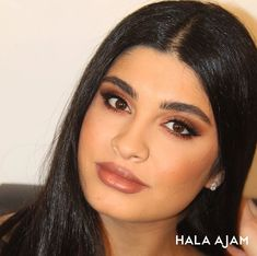 Natural Arab Beauty #HalaAjam No Photoshop, Makeup Looks, Lens, Natural, Beauty, Beautiful, Make Up Styles, Cosmetology, Make Up Looks