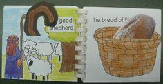 I Am... Pocket Book --  I am the vine, I am the door, I am the shepherd, I am the light, I am the bread, I am the way,