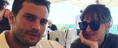 Every Single Instagram Snap of Jamie Dornan and Dakota Johnson Filming the Fifty Shades Movies