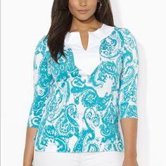 Lauren Ralph Lauren top Excellent condition. No trades, no PayPal Ralph Lauren Tops Tees - Long Sleeve