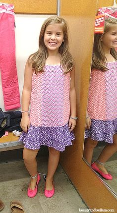 Old Navy Kids Fashion Back to School Fashion for Girls (Under $10) Back To School Fashion, Back To School Shopping, Little Girl Outfits, Toddler Outfits, New Fashion Trends, Teen Fashion, Old Navy Kids, Under Dress, New Wardrobe