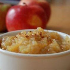 Sarahs Applesauce - Allrecipes.com