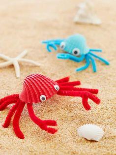 fab crabs craft