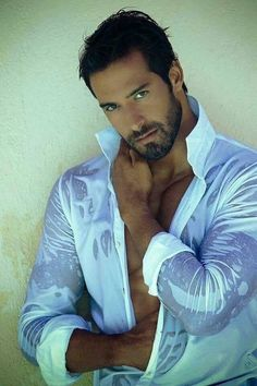 One of the most handsome & sexy man on Earth… Malfacini male model man candy Hairy Men, Bearded Men, Scruffy Men, Handsome Guys, Beto Malfacini, Hommes Sexy, Raining Men, Moustaches, Book Boyfriends