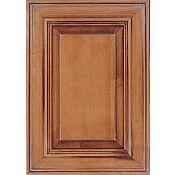 Maple Coffee Glaze cabinets