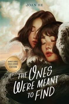 The Ones We're Meant to Find (B&N Exclusive Edition) by Joan He, Hardcover | Barnes & Noble® Sci Fi Novels, Ya Novels, Ya Books, Book Club Books, Book Clubs, Best Books To Read, Book Lists, Good Books, We Were Liars