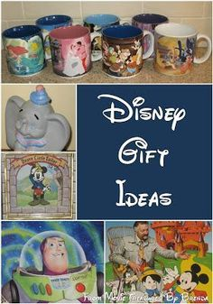 Movie Treasures By Brenda: Disney Gift Ideas - new, used and vintage.