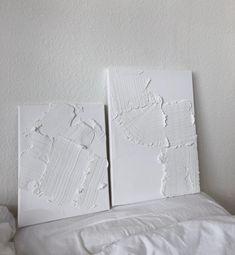 Textured Canvas Art, Diy Canvas Art, Texture Art, Texture Painting, Painting Inspiration, Art Inspo, Minimalist Art, Diy Art, Abstract Art