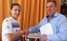 Duisburg MSV-Frauen: Sturm mit Lisa Makas verstärkt
