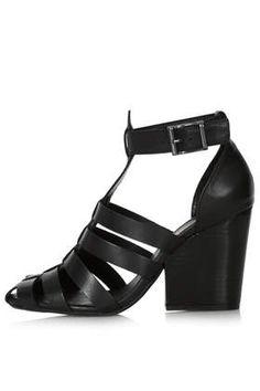 RAY Gladiator Heels