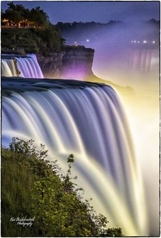 Niagara Falls – Niagara Falls, New York.
