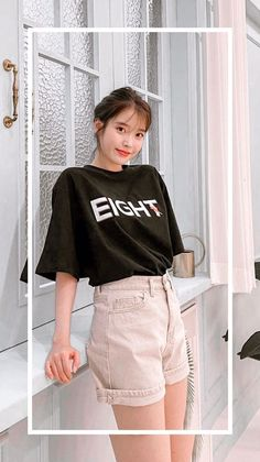 Korean Drama Stars, Korean Drama Best, Korean Beauty, Girl Photo Poses, Girl Photos, Iu Fashion, Korean Fashion, Iu Short Hair, Cute Backgrounds For Phones
