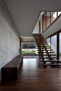 Casa La Dehesa / elton+léniz arquitectos asociados