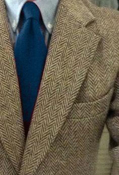Tweed detail
