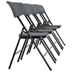 4x [casa.pro] Klappstühle Camping Stühle im Sparpaket (47 x 39 x 87 cm) (grau - schwarz) UV - beständig / wasserfest / Terrassenstühle [casa.pro]® http://www.amazon.de/dp/B00YAF2BKS/ref=cm_sw_r_pi_dp_qA4bxb1N7FPGK