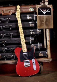 Custom Shop Tele