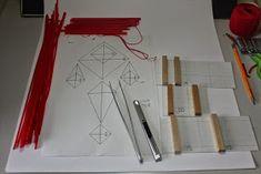 モール・ヒンメリ: No.18 ヒンメリの作り方