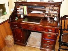 escritorios antiguos