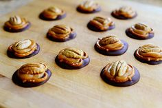 Pretzel Turtles - Pioneer Woman