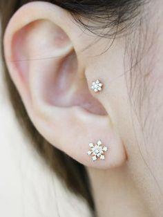 Geeky Earring Set Sterling Silver Algebra Stud Earrings and Nose Stud Tiny Stud Earrings Mix and Match SINGLE STUDS Maths Jewellery