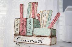 chore system