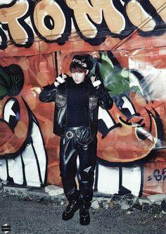 W Korea December Issue - Jhope ♡