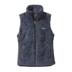 Versatile and extremely soft with sleek styling, the Patagonia Women's Los Gatos Vest is perfect for roaming over vast chunks of wilderness. Check it out!