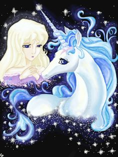 The Last Unicorn by goodgirl-arcee.deviantart.com on @deviantART